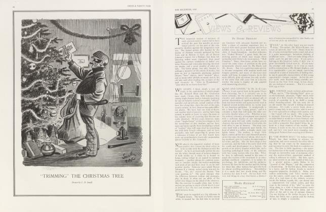Article Preview: VIEWS & REVIEWS, December 1913 1913 | Vanity Fair