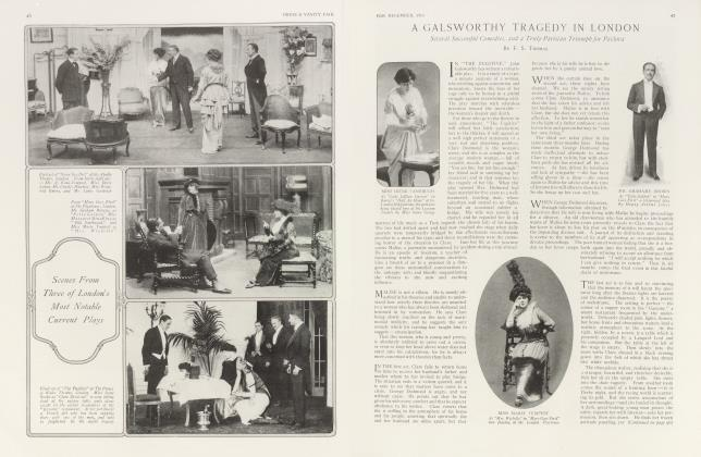 Article Preview: A GALSWORTHY TRAGEDY IN LONDON, December 1913 1913 | Vanity Fair
