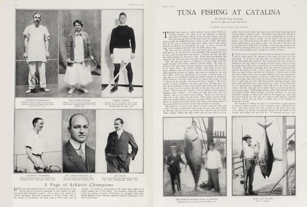 TUNA FISHING AT CATALINA