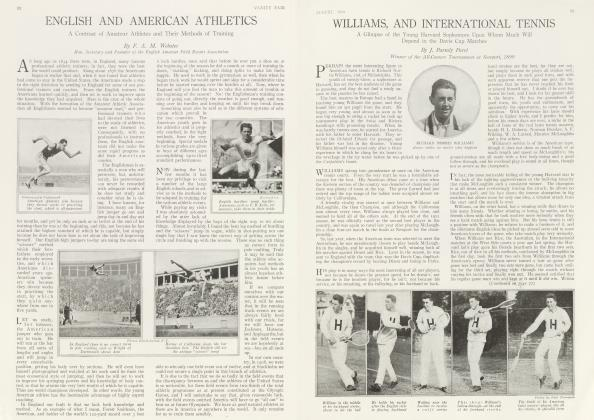 WILLIAMS, AND INTERNATIONAL TENNIS
