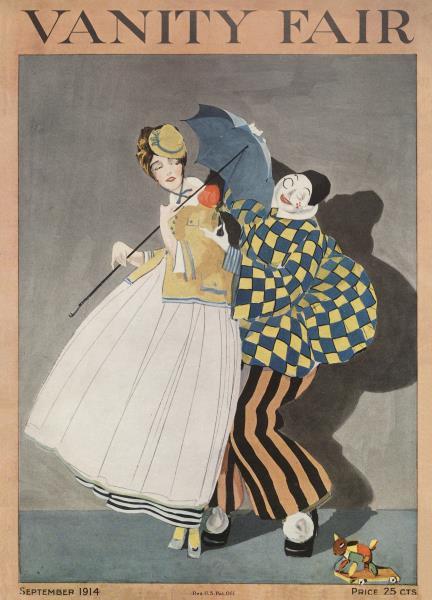 Issue: - September 1914   Vanity Fair