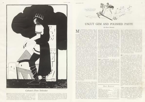 Article Preview: UNCUT GEM AND POLISHED PASTE, November 1914 1914 | Vanity Fair