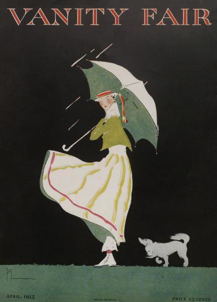Issue: - April 1915   Vanity Fair