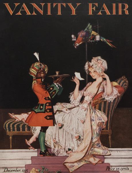 Issue: - December 1915   Vanity Fair