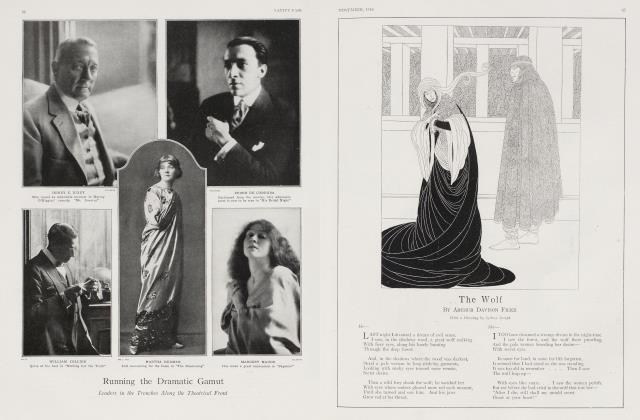 Confession Of A Poet Vanity Fair October 1922
