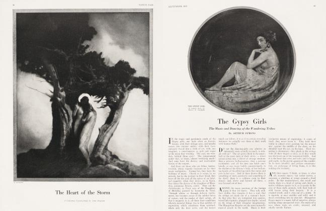 Article Preview: The Gypsy Girls, September 1917 1917 | Vanity Fair