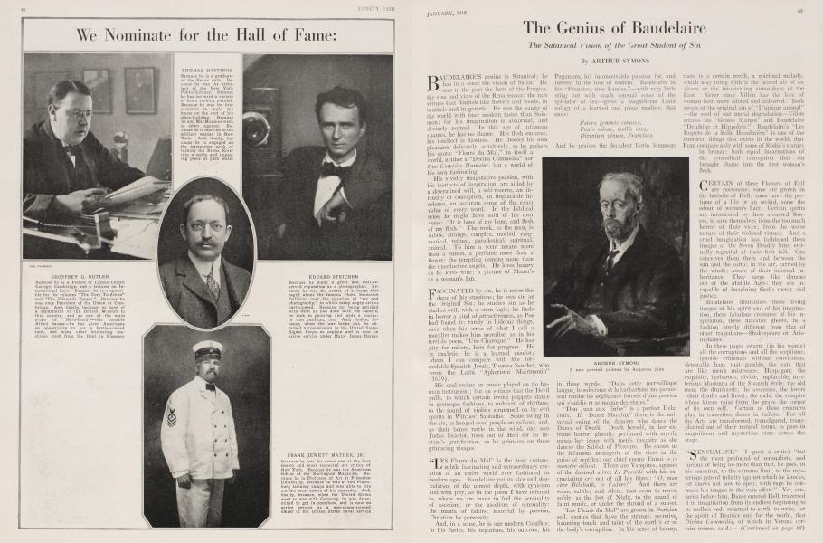 The Genius of Baudelaire