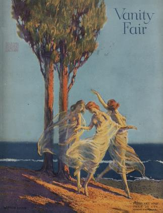 Cover for the February 1918 issue