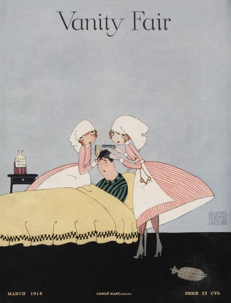 Issue: - March 1918   Vanity Fair