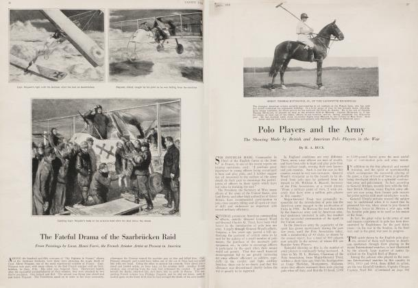 Polo Players and the Army