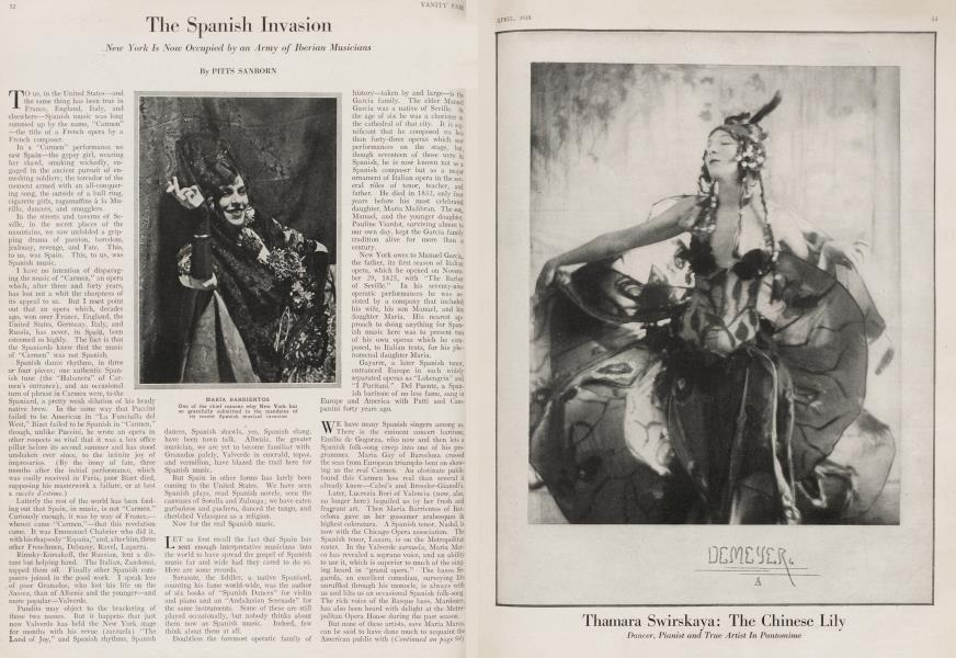 The Spanish Invasion