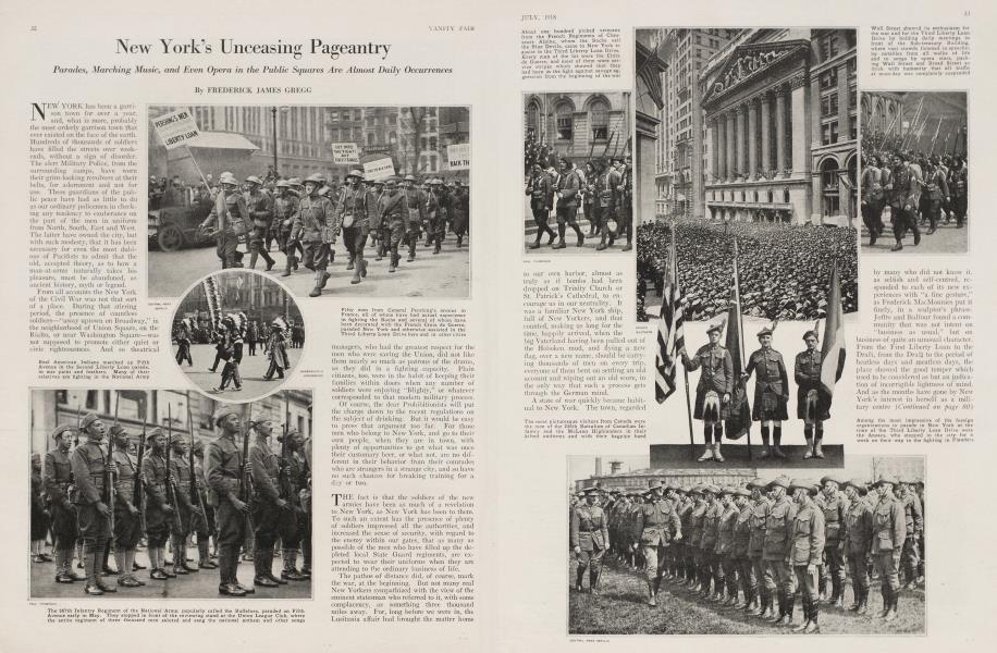 New York's Unceasing Pageantry