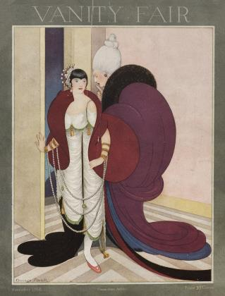 November 1918 | Vanity Fair