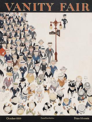 October 1919 | Vanity Fair
