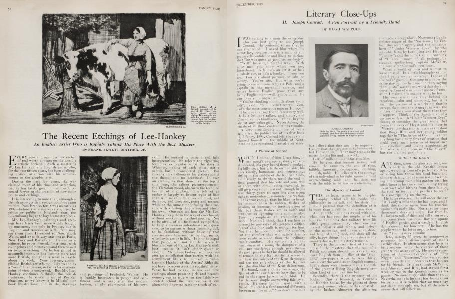 Literary Close-Ups