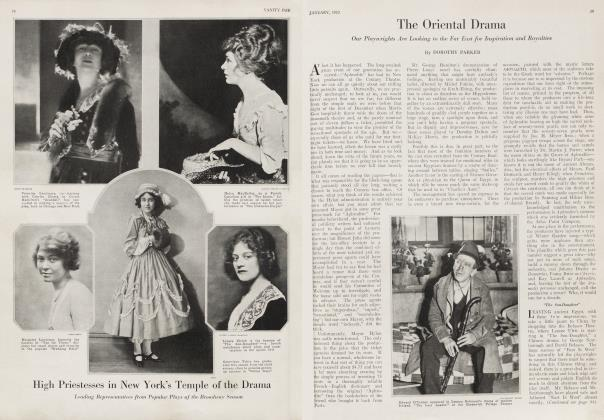 Article Preview: The Oriental Drama, January 1920   Vanity Fair
