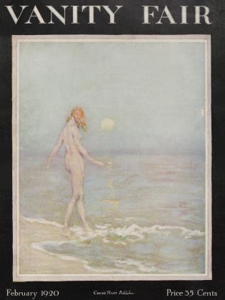 February 1920 | Vanity Fair