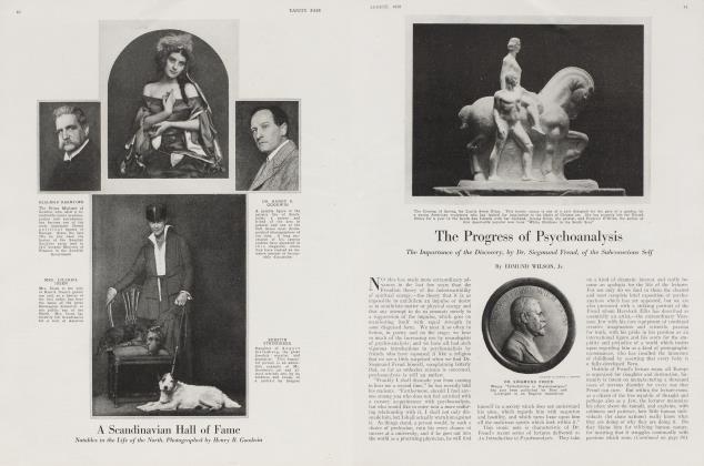 The Progress of Psychoanalysis