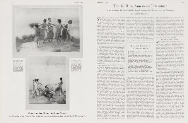The Gulf in American Literature