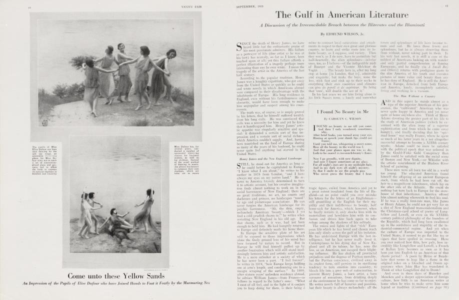 The Gulf in American Literature