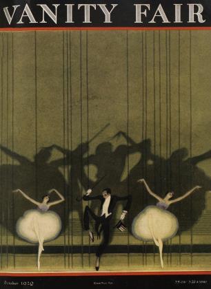 October 1920 | Vanity Fair