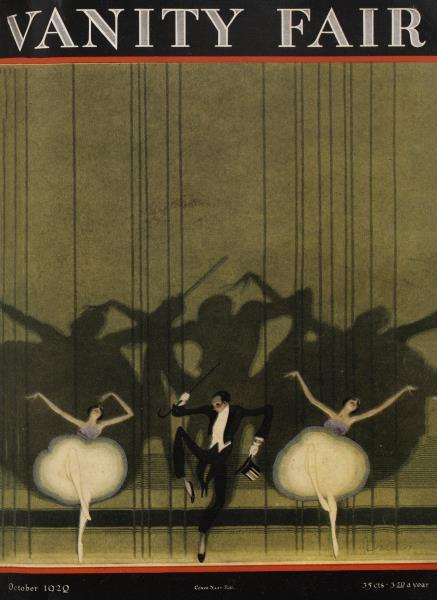 Issue: - October 1920   Vanity Fair
