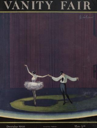 December 1920 | Vanity Fair