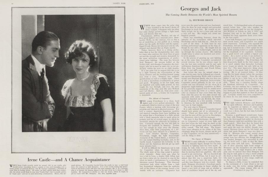 Georges and Jack