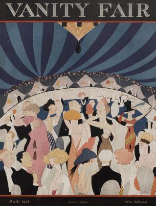 March 1921 | Vanity Fair