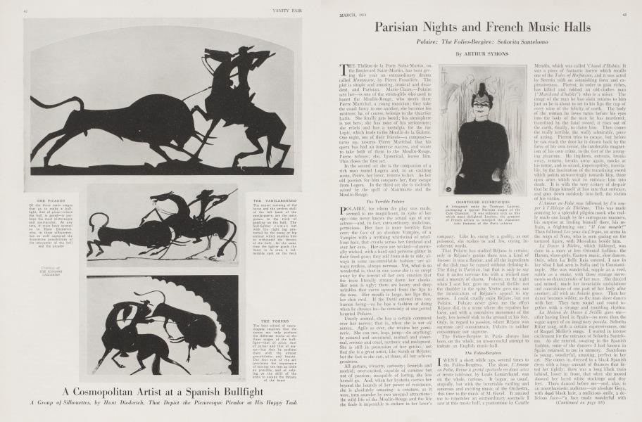 Parisian Nights and French Music Halls