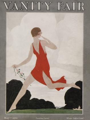 May 1921 | Vanity Fair