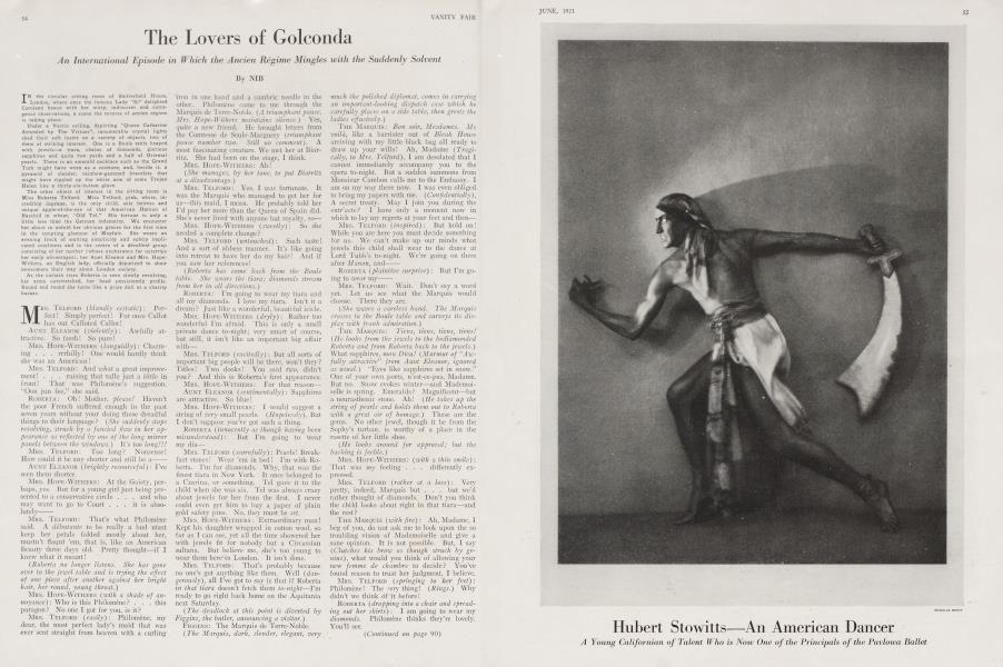 The Lovers of Golconda