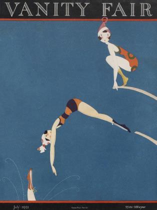 July 1921 | Vanity Fair