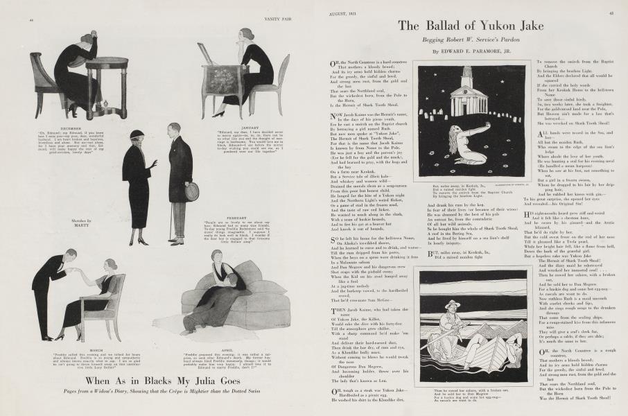 The Ballad of Yukon Jake