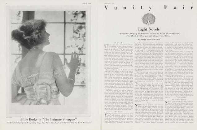 Article Preview: Eight Novels, January 1922 1922 | Vanity Fair