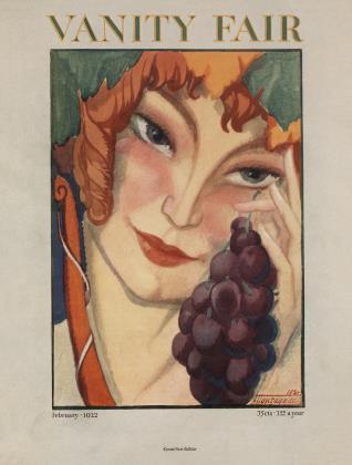 February 1922 | Vanity Fair
