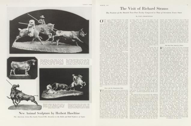 The Visit of Richard Strauss