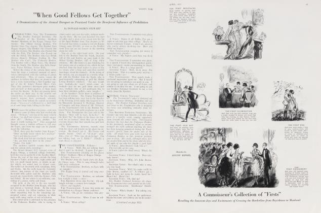 "Article Preview: ""When Good Fellows Get Together"", April 1922 