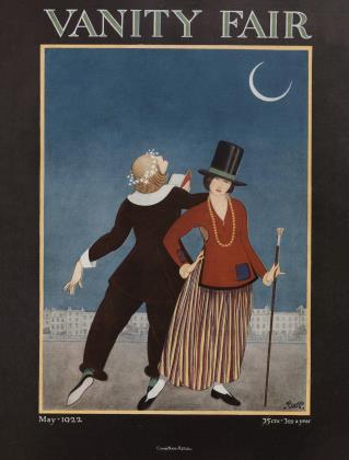 May 1922 | Vanity Fair
