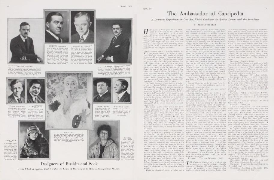 The Ambassador of Capripedia