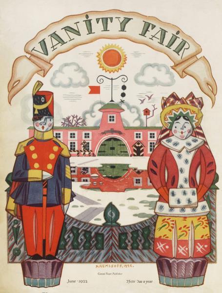 Issue: - June 1922 | Vanity Fair