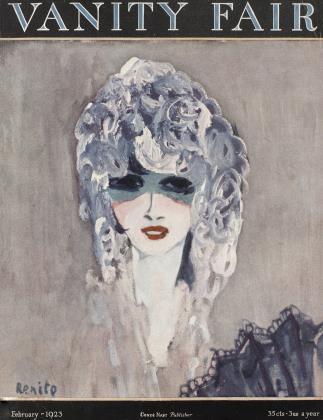 February 1923 | Vanity Fair