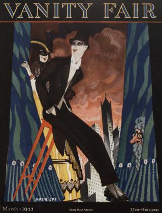 March 1923 | Vanity Fair