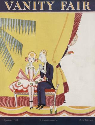September 1923 | Vanity Fair