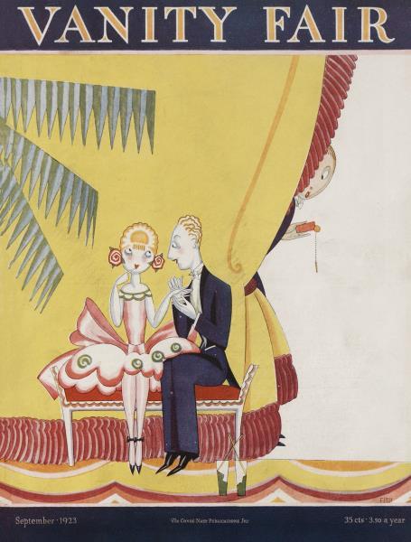 Issue: - September 1923   Vanity Fair