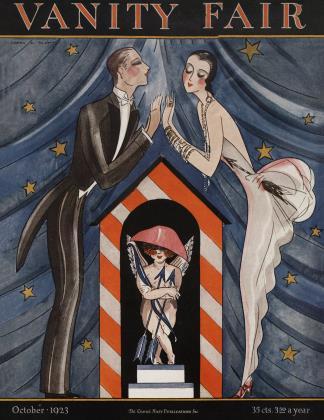 October 1923 | Vanity Fair