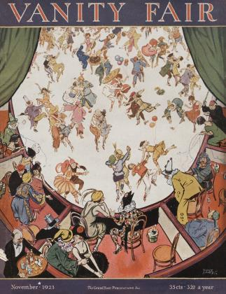 November 1923 | Vanity Fair