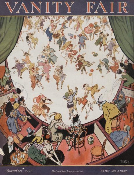 Issue: - November 1923   Vanity Fair