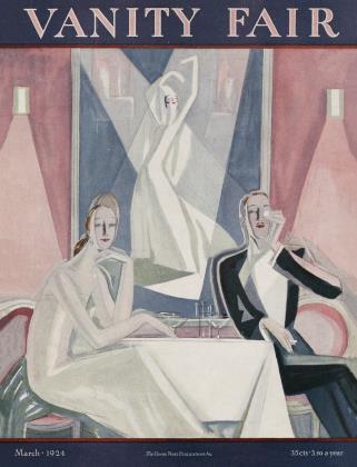 March 1924 | Vanity Fair