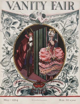 May 1924 | Vanity Fair